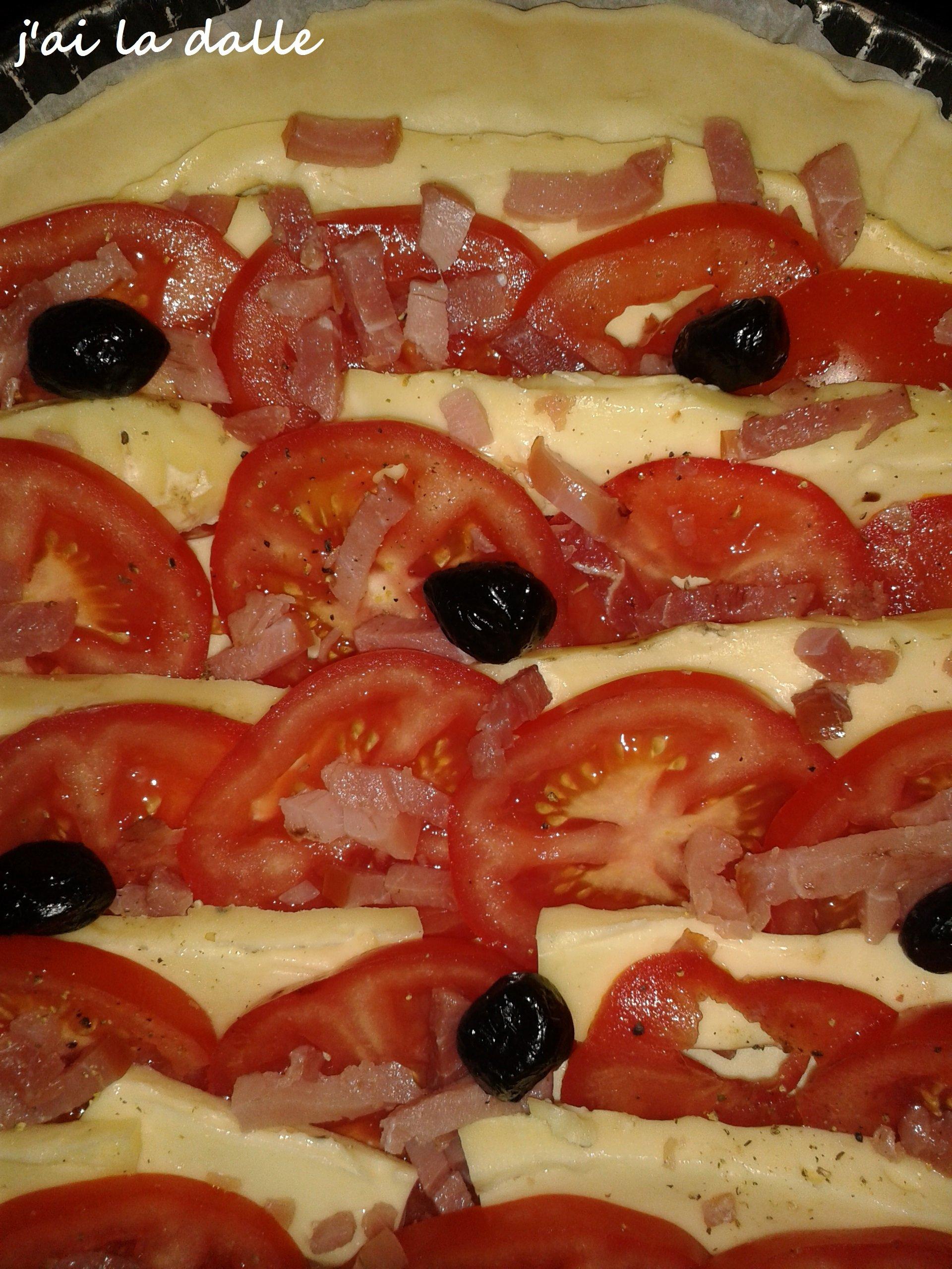 Cake Des De Jambons
